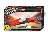 Carrera GO!!! / Digital 143 Action Pack Sprungschanze + Schienen 71599