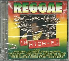 Reggae in High-Fi Various Artists SACD audio Fidelity NUOVO OVP SEALED AFZ 014