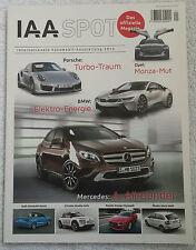 IAA 2013 Sport  Auto Katalog / Magazin  230 Seiten  Neu & unbenutzt + Extra