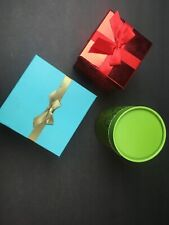 3 Pk Of Voila Gift Boxes With Packing Filler