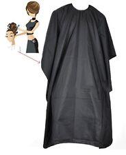 Adulto Salón Cabello cortados Peluquería Capa Negro Cubierta PRENDAS PROTECTOR