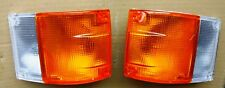 FITS NISSAN URVAN E24 MODEL 1989 97 FRONT PAIR CORNER SIDE LIGHT LH RH NEW