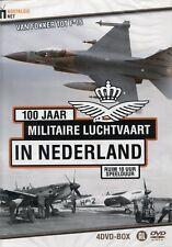 100 jaar militaire luchtvaart in Nederland (4 DVD)
