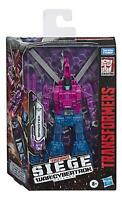 Spinister Transformers War for Cybertron: Siege Deluxe Takara Tomy Hasbro