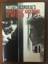 Who's That Knocking at My Door (DVD, 2004)*Harvey Keitel