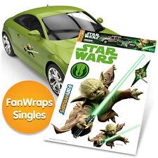 STAR WARS YODA Automotive Graphics Decal Kit