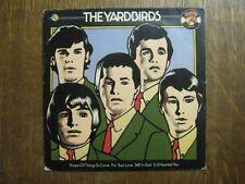 THE YARDBIRDS EP UK SHAPE OFTHINGS TO COME