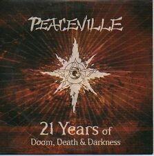 (964B) Peacevillie 21 Years Sampler - DJ CD