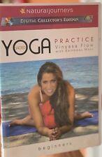 Yoga Practice Dvd With Rainbow Mars