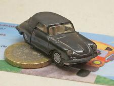 Praline:  Porsche 356    Cabrio, geschlossen,  schwarzi