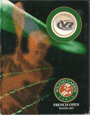 VR Sports Roland Garros 97 PC Tennis Game