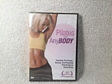 PILATES FOR ANYBODY DVD Any Body Theresa Borgren NEW