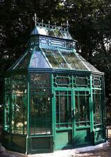 Palmenhaus, Pavillon, Gartenhaus, Gewächshaus, Orangerie, Wintergarten, Glashaus