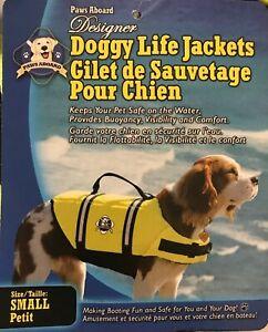 Paws Aboard Double Designer Doggy Life Jacket