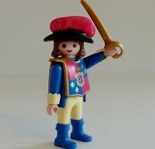Playmobil mosquetero espadachín cifra