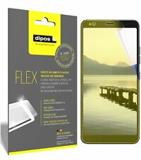 3x Gigaset GS370 Screen Protector Protective Film covers 100% dipos Flex