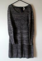 Jumper Dress White Stuff 10 Mohair Wool Knit Blend Soft Knit Knee Length Perfect