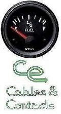 VDO Cockpit International Fuel Gauge - Tubular, 12 Volt, 52mm