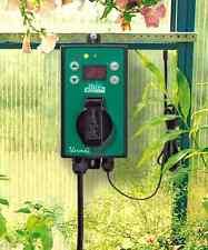 Bio Green digitales Thermostat für Heizmatte Gewächshaus Frostwächter