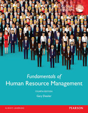 Fundamentals of Human Resource Management 4e by Gary Dessler 4th Edition