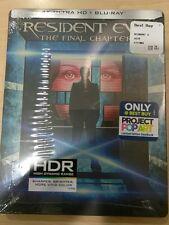 Resident Evil: The Final Chapter - SteelBook [4K Ultra HD Blu-ray/Blu-ray] 2017