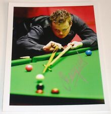 SHAUN MURPHY SNOOKER PERSONALLY HAND SIGNED 10X8 AUTOGRAPH PHOTO