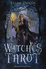 Witches Tarot Deck 78 Cards Divination Prophet Cards