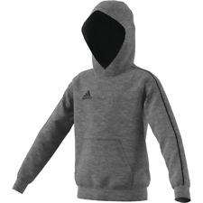 Adidas Core Kids Hoodie Juniors Hood Boys Sweatshirt Sweat Fleece Hoody Top