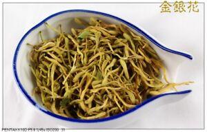 Honeysuckle Silver Flower tea,China herbal,JIN YIN HUA Blumentee Geißblatt tee