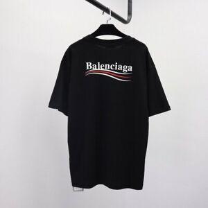 T-shirt Balenciaga nera