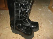 Demonia Trashville Boots Size 9