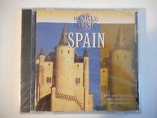 THE WORLD OF MUSIC : SPAIN - TANGO DE MALGA [ CD ALBUM NEUF PORT GRATUIT ]