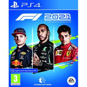 F1 2021 FORMULA 1 PS4 PLAYSTATION 4 GIOCO ITALIANO PREVENDITA USCITA 16 LUGLIO