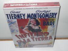 infierno en la tierra -  montgomery - dvd