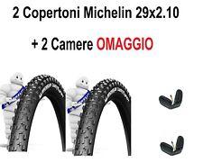 2 Copertoni Michelin MTB 29 Country Grip 29x2.10 Rigido Pneumatico Bicicletta
