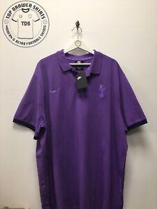 Tottenham Hotspur Spurs football Nike polo shirt Men's 3XL XXXL BNWT