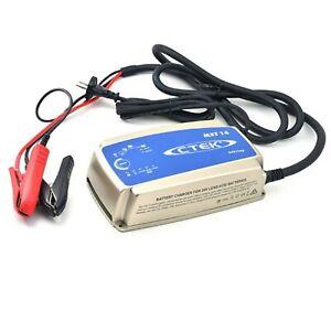 CTEK 53-734 - Chargeur automatique de batterie MXT 14 24V - 28 - 500 mAh *NEUF*
