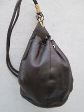 -AUTHENTIQUE  sac à dos YENKO  cuir   TBEG vintage bag