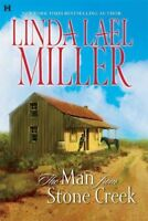 The Man from Stone Creek (Stone Creek, Book 1) by Linda Hall Miller ~ Hardcover