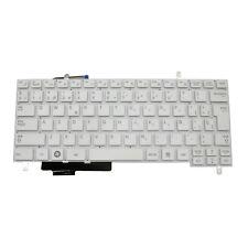 Teclado Español Spanish SP Blanco White para portátil Samsung N210