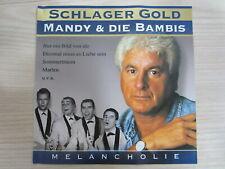 CD / MANDY & DIE BAMBIS / SCHLAGER GOLD / AUSTRIA / RARITÄT /