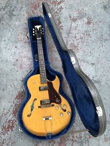 Epiphone Sorrento 50th Anniversary Reissue E452TDN 1187 of 1962 with Case