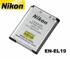 New Genuine Original NIKON Coolpix S6900 S5200 S4200 S3200 S32 Battery EN-EL19