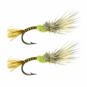 Umpqua Tenkara Sparkle Dun PMD Simple Fly Fishing Pattern