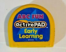 ActivePAD EARLY LEARNING ABC FUN GAME CARTRIDGE