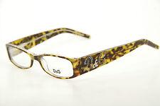 New Authentic Dolce & Gabbana DG 1148-B 556 Havana 51mm Frames Eyeglasses RX