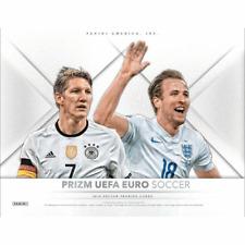2016 Panini UEFA Euro Prizm Soccer football Hobby Box incl 24 packs (144 cards)