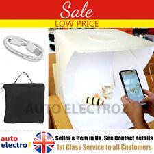 Light Box Studio Tent Photo Photography Portable LED Cube Lighting KIT Mini 40cm