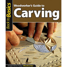 Woodworker's Guide to Carving, Book