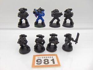 Warhammer 40,000 Space Marines 981-994
